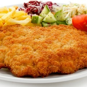 Schnitzel naturel