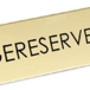 Reserveren?