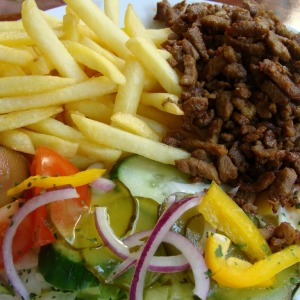 Shoarma & Döner kebab
