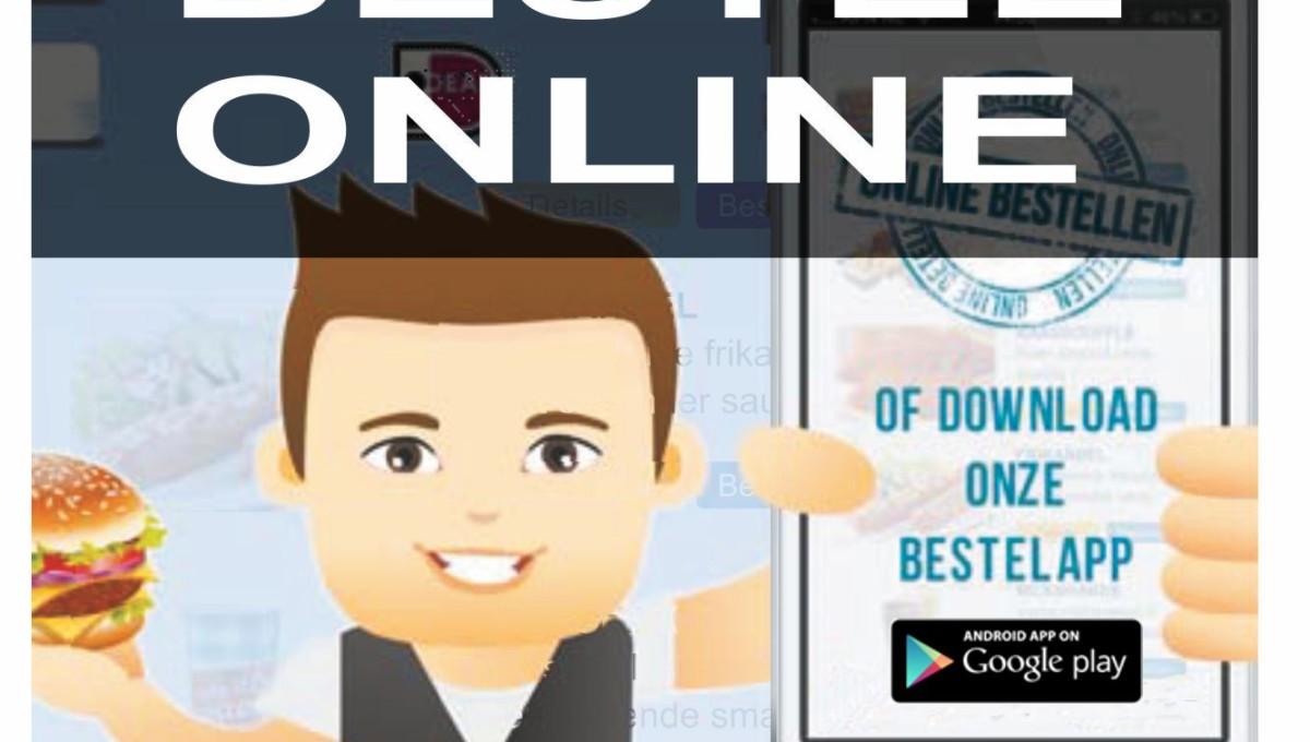 Bestel nu ook Online!