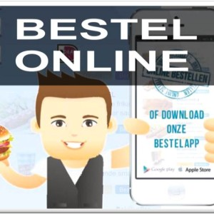 Bestel online